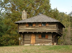 Fort Ouiatenon Blockhouse Open @ Fort Ouiatenon Historic Park