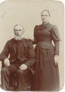 Isaac and Elizabeth Scheafer Hursh