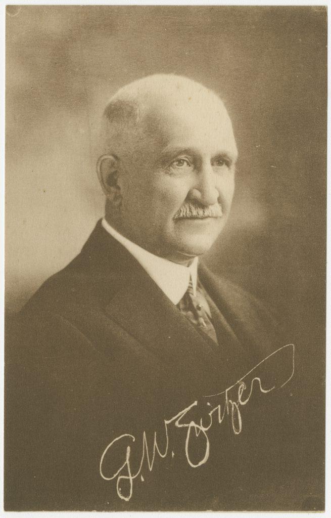 Rev. George W. Switzer.